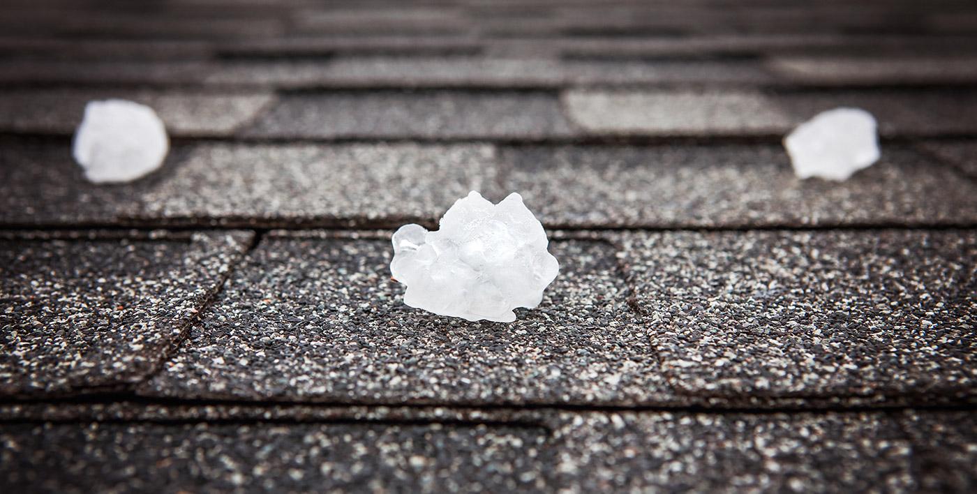 Hail Damage Repair Longmont